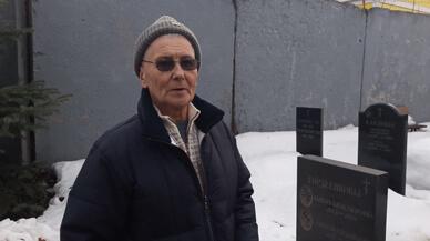 Набили новую надпись на существующий памятник